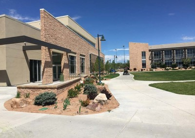 CMU Maverick Pavilion – Grand Junction Campus