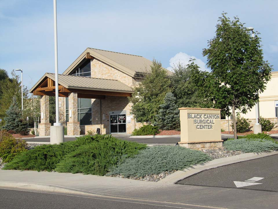 Black Canyon Surgical Center – Montrose