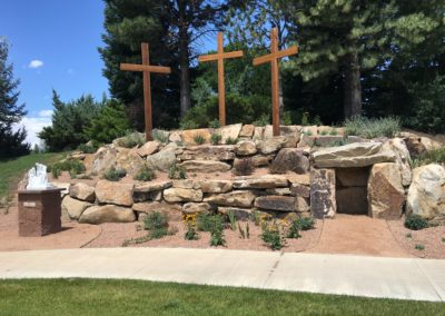 Saint Mary's Church – Stations of the Cross Park
